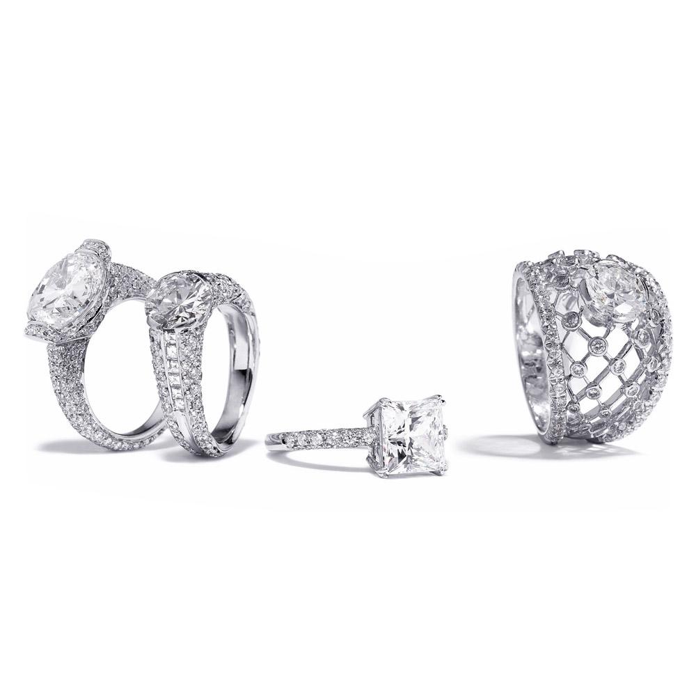Favero Jewels | Collezione Timeless Anelli Fidanzamento
