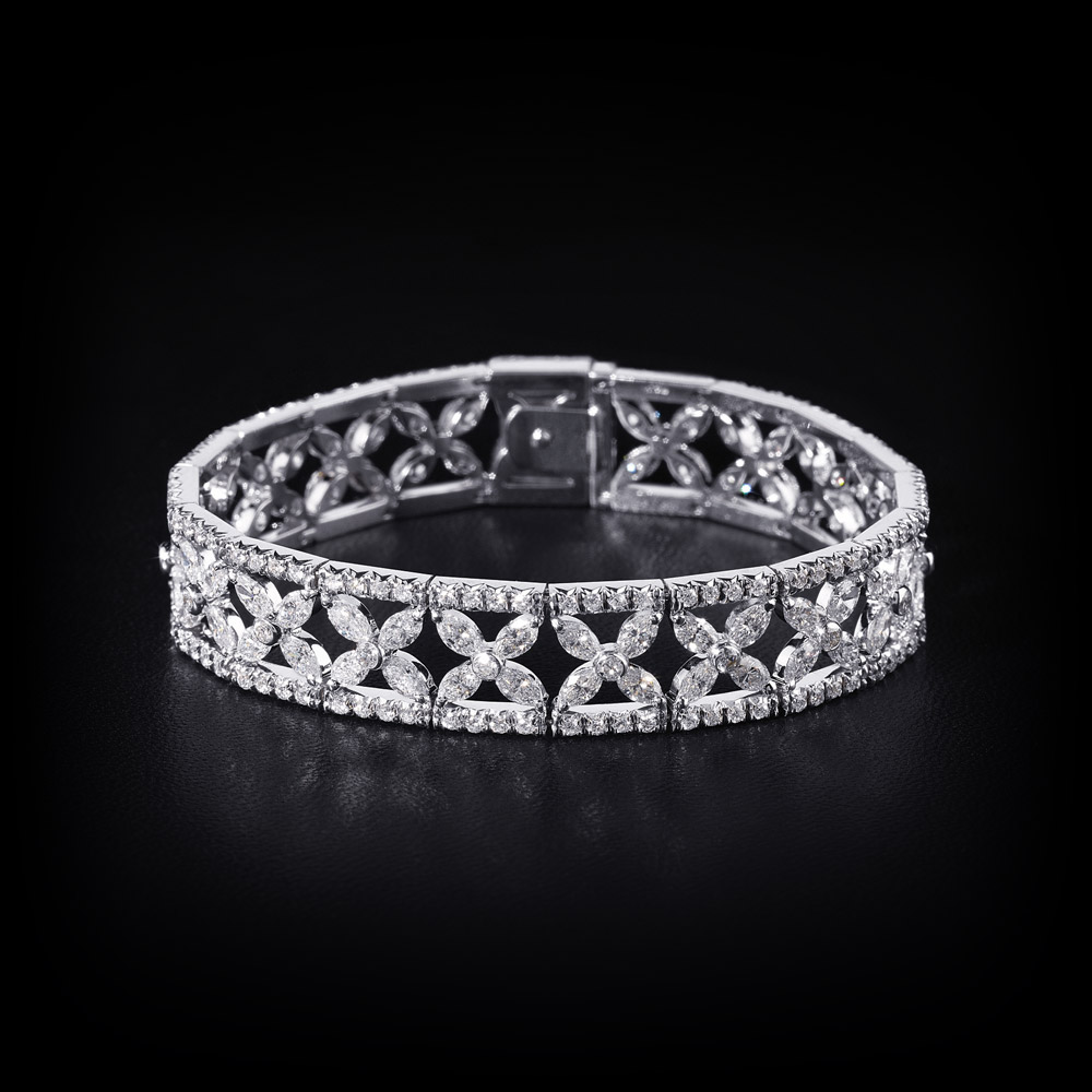 Favero Jewels | Collezione Timeless Bracciale Marquise
