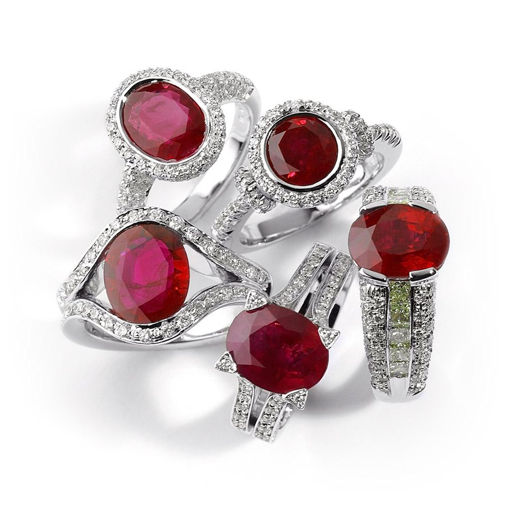Favero Jewels | Collezione Timeless Collezione Rubini