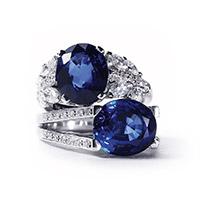 Favero Jewels | Collezione Timeless Anelli Zaffiro