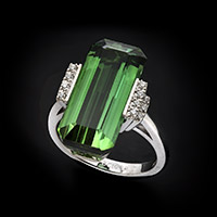 Favero Jewels | Unique creations Tourmaline Collection