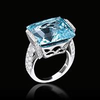 Favero Jewels | Unique creations Aquamarine