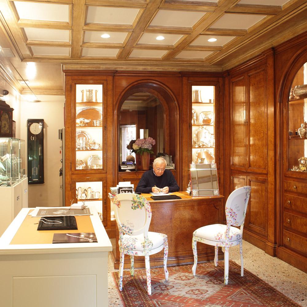 Favero Jewels | La nostra sede